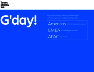 swag.atlassian.com screenshot