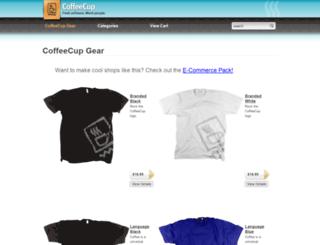 swag.coffeecup.com screenshot