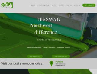 swagnw.com screenshot