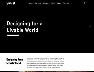 swagroup.com screenshot