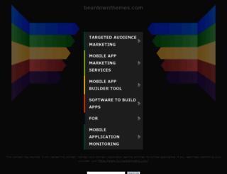 swagwp3.beantownthemes.com screenshot