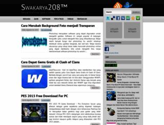swakarya208.blogspot.com screenshot