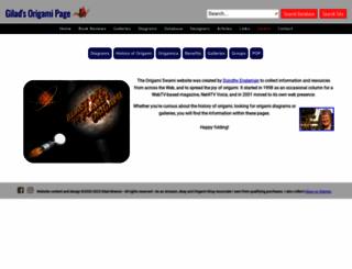 swami.giladorigami.com screenshot