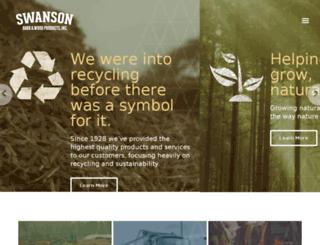 swanson.2mplayground.com screenshot