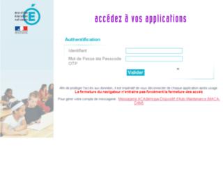 swapi.ac-versailles.fr screenshot