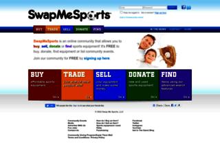 swapmesports.com screenshot