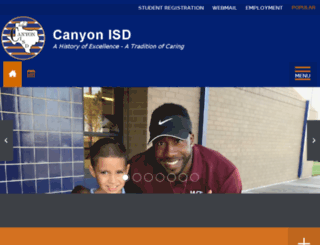 swapp2.canyonisd.net screenshot