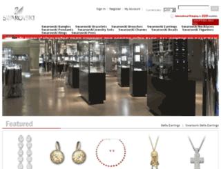 swarovskioutlet-store.com screenshot