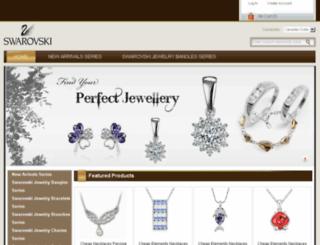 swarovskitoronto.com screenshot