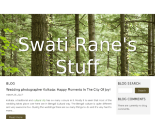 swatirane.bravesites.com screenshot