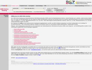 swb.bsz-bw.de screenshot