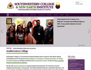 swc.edu screenshot