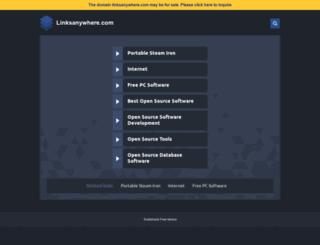 swdev.linksanywhere.com screenshot