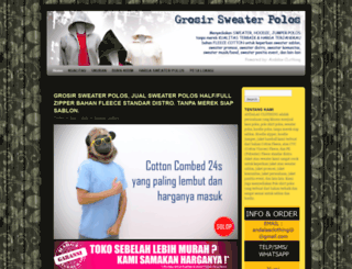 sweaterpolos.com screenshot