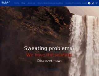sweatproblems.com screenshot