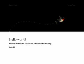 sweatywheels.com screenshot