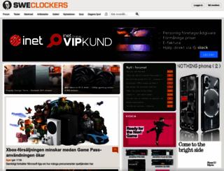 sweclockers.com screenshot