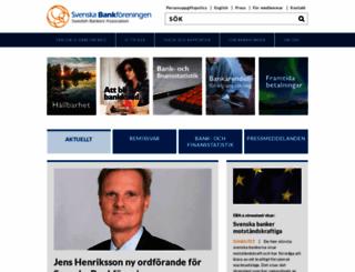 swedishbankers.se screenshot