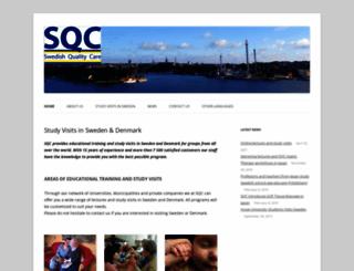 swedishqualitycare.com screenshot