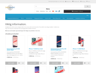 swedphone.com screenshot