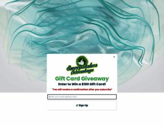 sweepsadvantage.com screenshot
