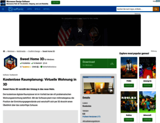 access sweet home sweet home 3d download. Black Bedroom Furniture Sets. Home Design Ideas