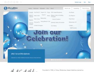 sweetadswebcast.com screenshot
