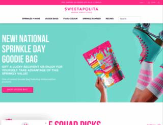 sweetapolita.com screenshot