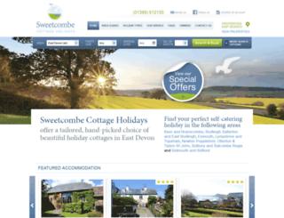 sweetcombe-ch.co.uk screenshot