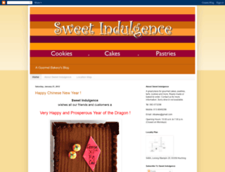 sweetindulgenceswk.blogspot.com screenshot