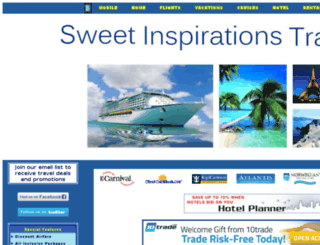 sweetinspirationstravel.com screenshot