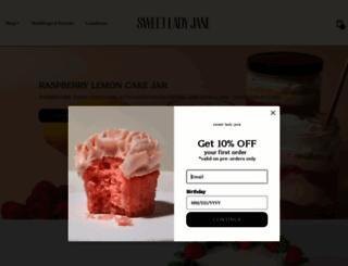 sweetladyjane.com screenshot