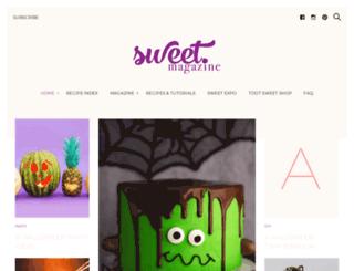 sweetmagazine.com.au screenshot