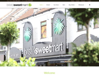 sweetmart.co.uk screenshot