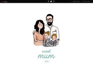 sweetmum.fr screenshot