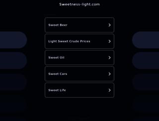 sweetness-light.com screenshot