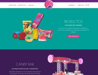sweetsa.com.ar screenshot