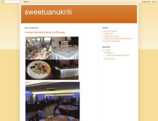 sweetuanukriti.blogspot.in screenshot
