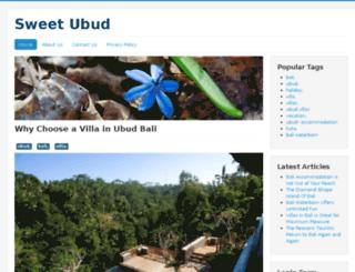 sweetubud.com screenshot