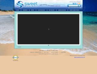 sweetwaterwear.com screenshot