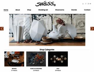 sweiss.com screenshot