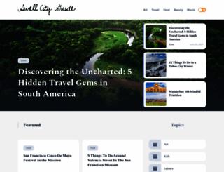 swellcityguide.com screenshot