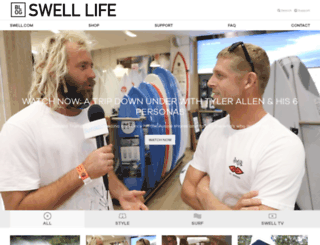 swellstyleblog.com screenshot