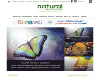 swfl.naturalawakeningsmag.com screenshot