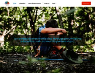 swflhumantrafficking.org screenshot