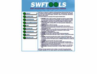 swftools.org screenshot