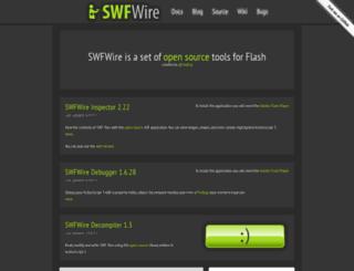 swfwire.com screenshot