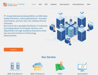 swgemilang.com screenshot