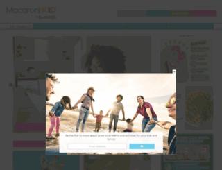swhouston.macaronikid.com screenshot
