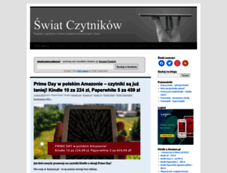 swiatczytnikow.pl screenshot
